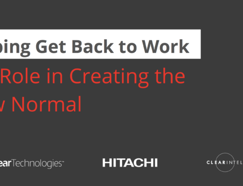 Helping Get Back to Work: IT's Role in the Post-pandemic Workplace